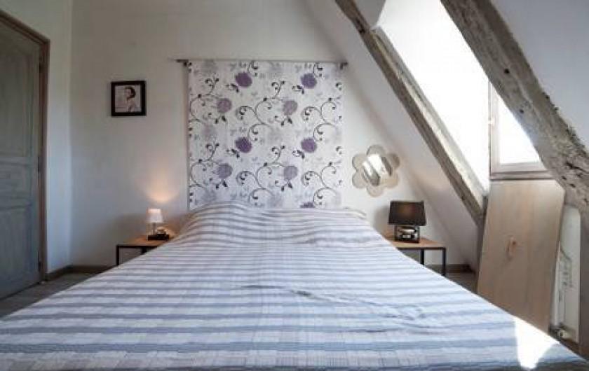 Location de vacances - Gîte à Sainte-Mondane - Chambre 2 étage