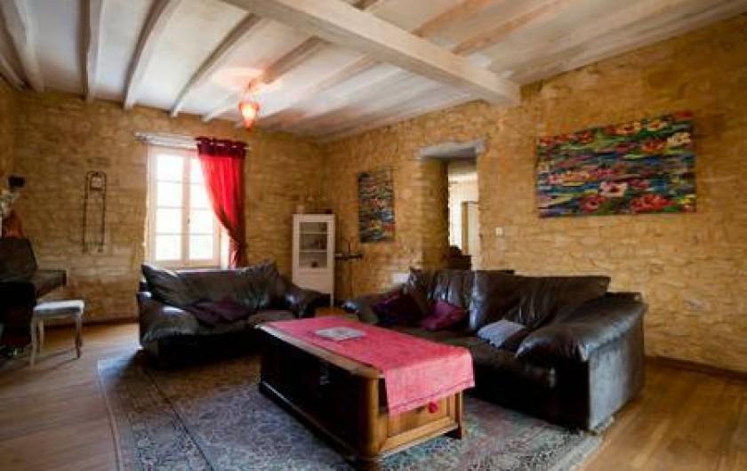 Location de vacances - Gîte à Sainte-Mondane - Côté Saleon