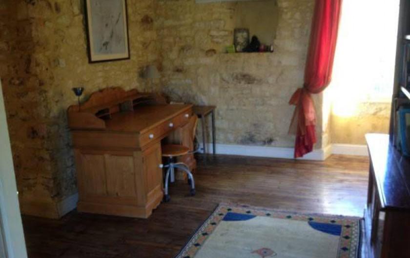 Location de vacances - Gîte à Sainte-Mondane - Pièce bureau