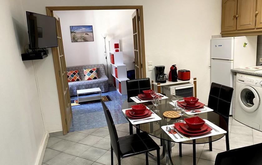 Location de vacances - Appartement à Saint-Raphaël - salle d eau et wc separé