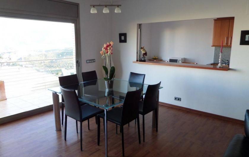 Location de vacances - Appartement à Llançà
