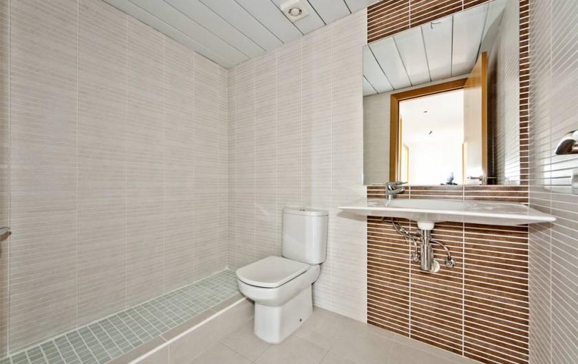 Location de vacances - Appartement à Empuriabrava - 2. salle de bain