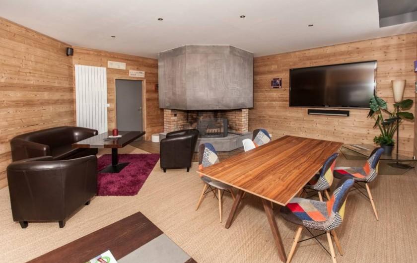 Location de vacances - Appartement à Chambon-sur-Lac