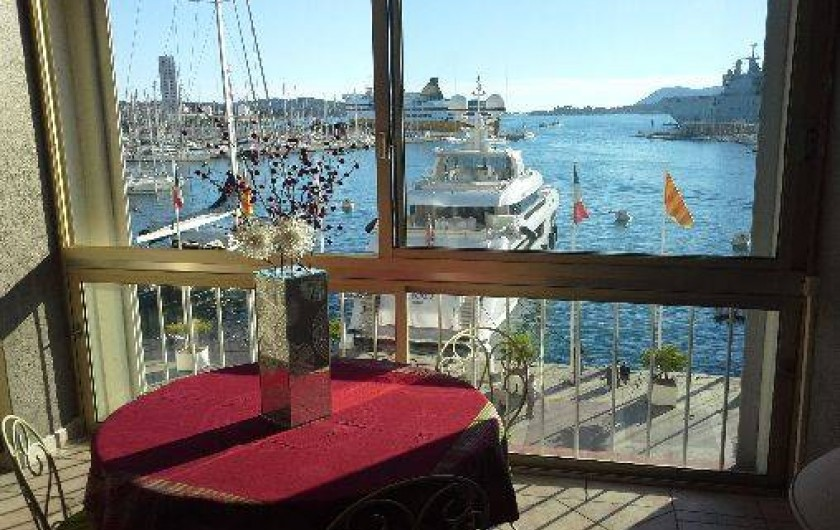 Location de vacances - Appartement à Toulon