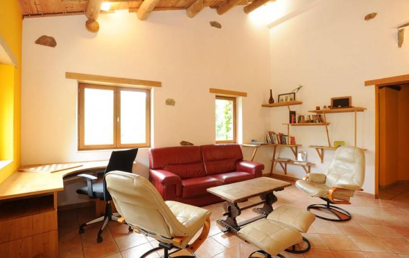Location de vacances - Mas à Arles-sur-Tech - salon