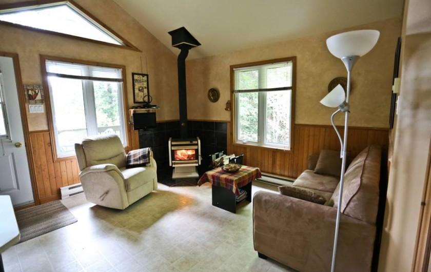 Location de vacances - Chalet à Shawinigan - Chalet 2 chambres