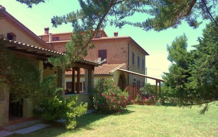 Location de vacances - Appartement à Cecina - Dehors de Coppaio e Rondine