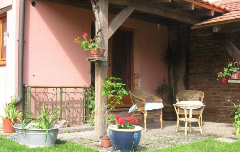 Location de vacances - Gîte à Brumath