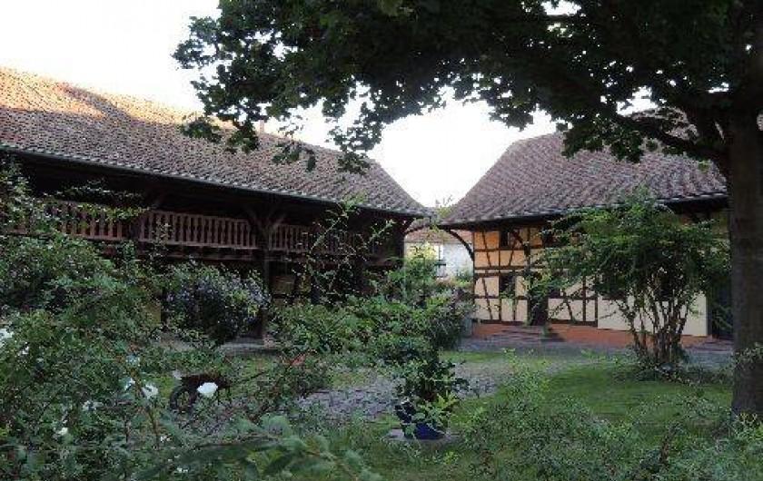 Location de vacances - Gîte à Nordhouse
