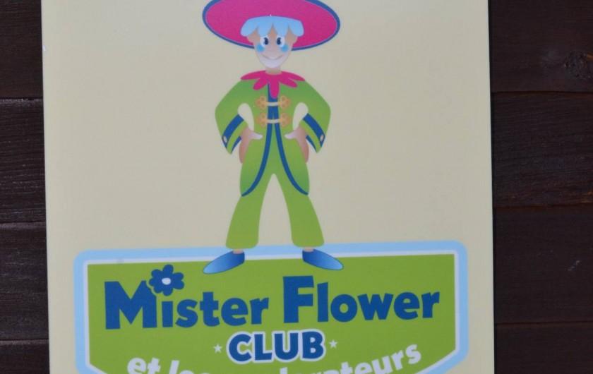 Location de vacances - Bungalow - Mobilhome à Serres - Mister Flower
