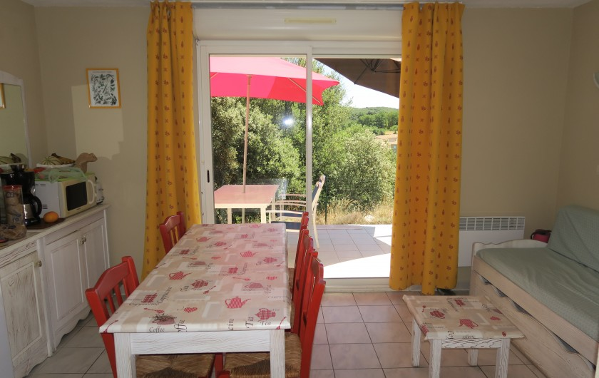 Location de vacances - Maison - Villa à Salavas - pièce principale