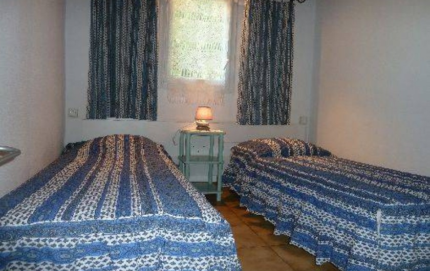 Location de vacances - Villa à Pernes-les-Fontaines - CHAMBRE