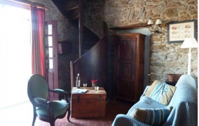 Location de vacances - Gîte à Chamborigaud - Gîte 3 personnes