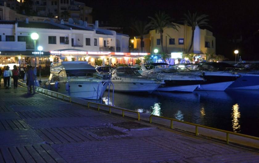 Location de vacances - Appartement à Marbella - The marina.