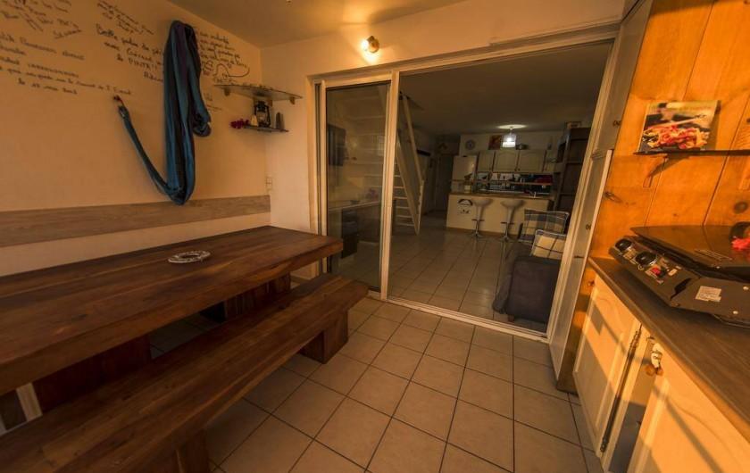 Location de vacances - Appartement à Saint-Leu