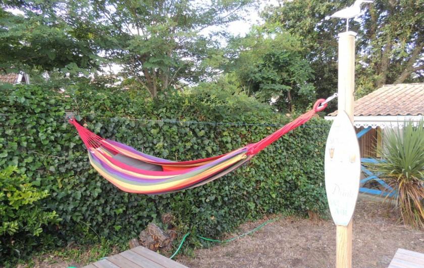 Location de vacances - Villa à Lacanau Océan - Ambiance antillaise