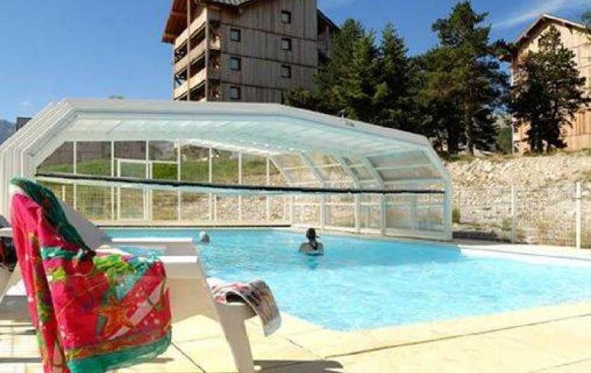 Location de vacances - Appartement à Superdévoluy