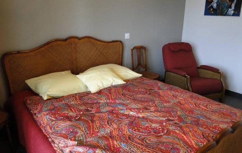 Location de vacances - Gîte à Saint-Vérand - 1 chambre avec lit de 160