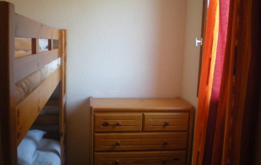 Location de vacances - Appartement à Saint-Pierre la Mer - Chambre enfants
