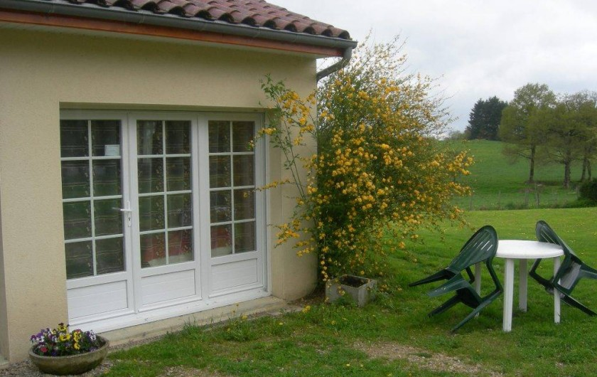 Location de vacances - Chambre d'hôtes à Cros-de-Montvert