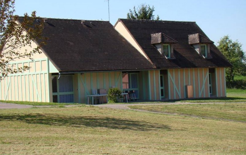 Location de vacances - Gîte à Géraudot - Gîtes 10 personnes