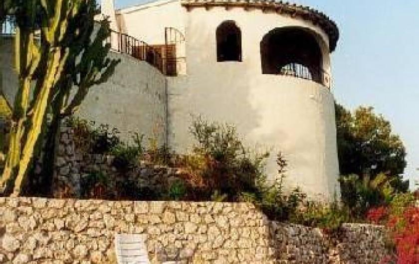 Location de vacances - Villa à Altea
