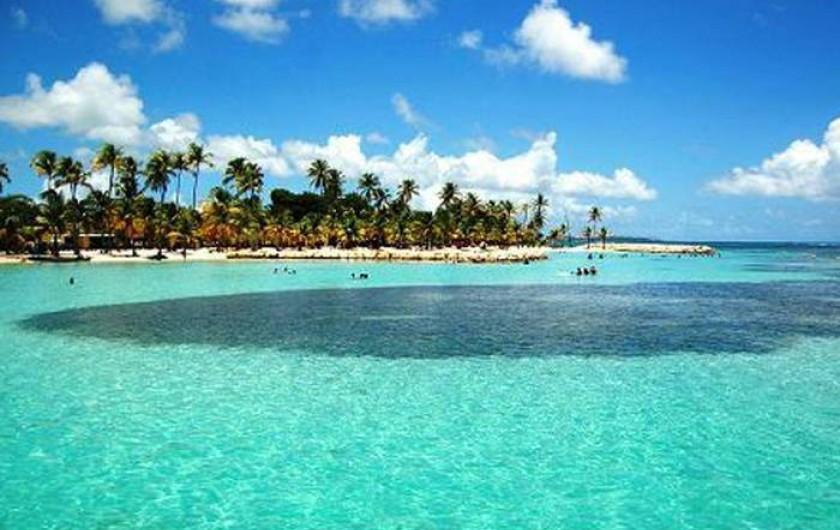 Location de vacances - Gîte à Sainte-Anne - plage de ste anne