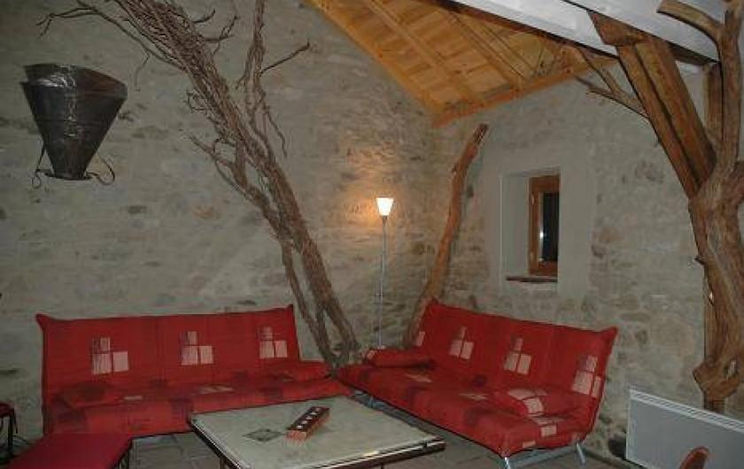 Location de vacances - Gîte à Saint-Perdoux - Grand Gîte