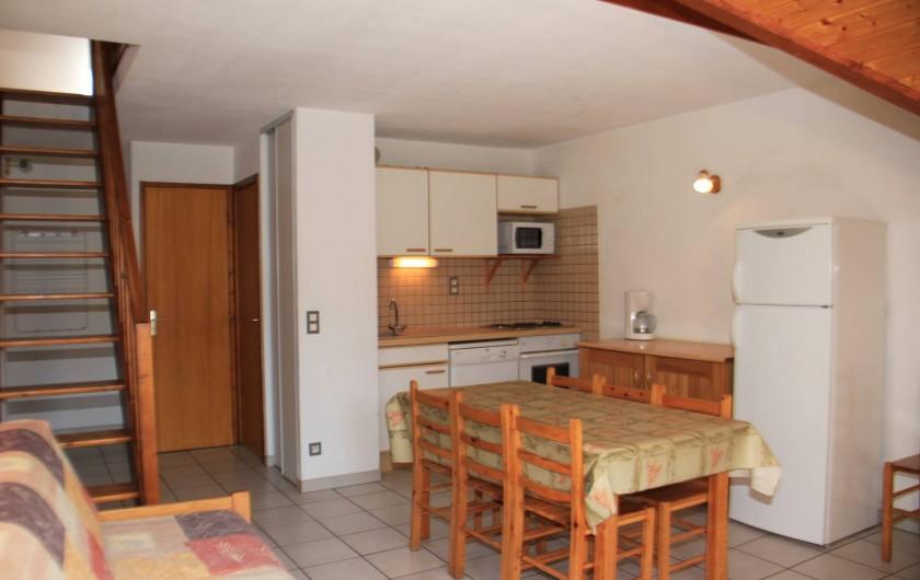 Location de vacances - Appartement à Ancelle - Appartement 6/8 personnes