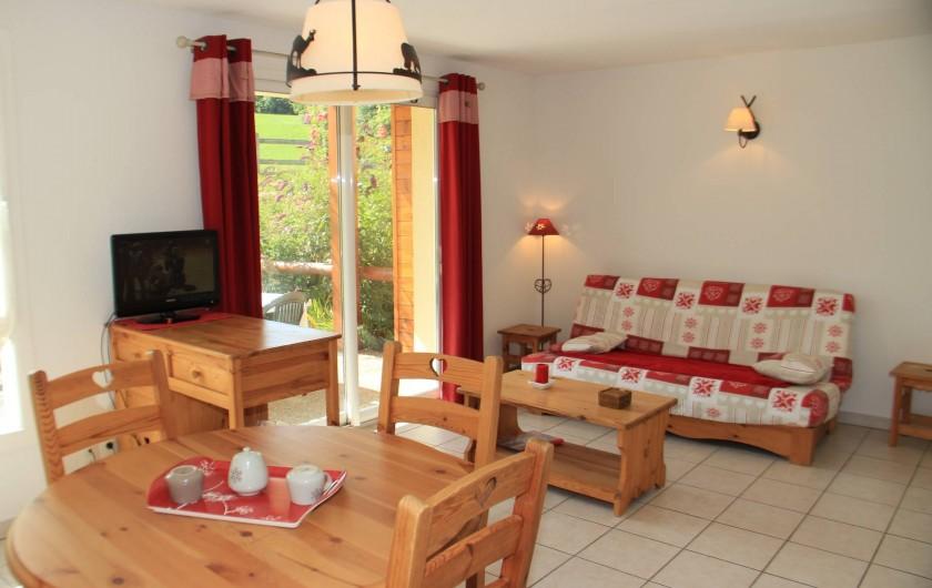 Location de vacances - Appartement à Ancelle - Appartement Chalet Guioline