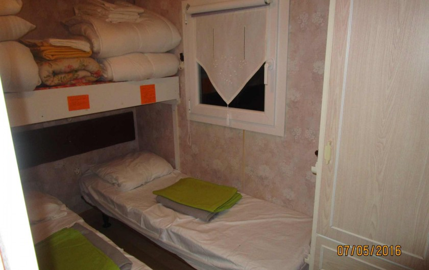 Location de vacances - Bungalow - Mobilhome à Le Martinet