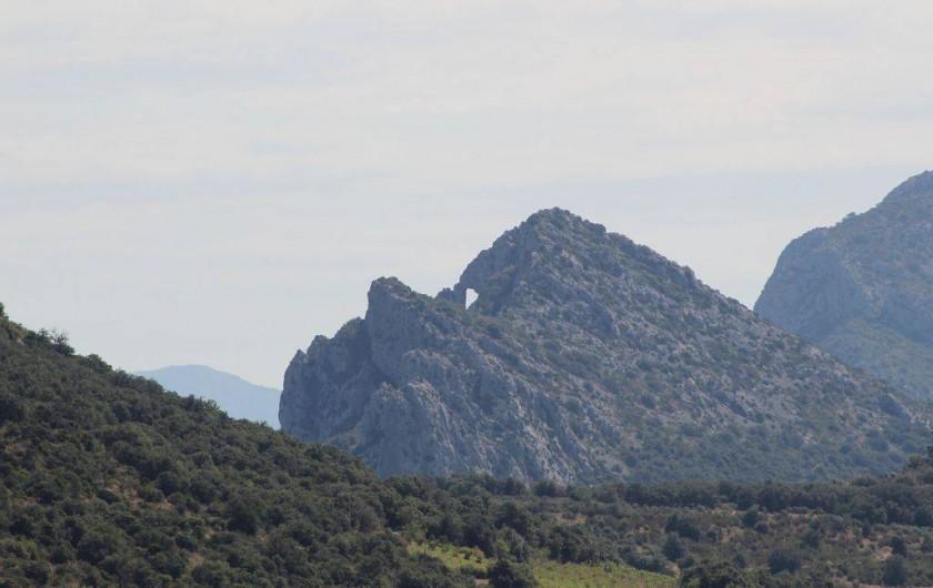 Location de vacances - Appartement à Canet-en-Roussillon - PAYSAGE TYPIQUE DES CORBIERES