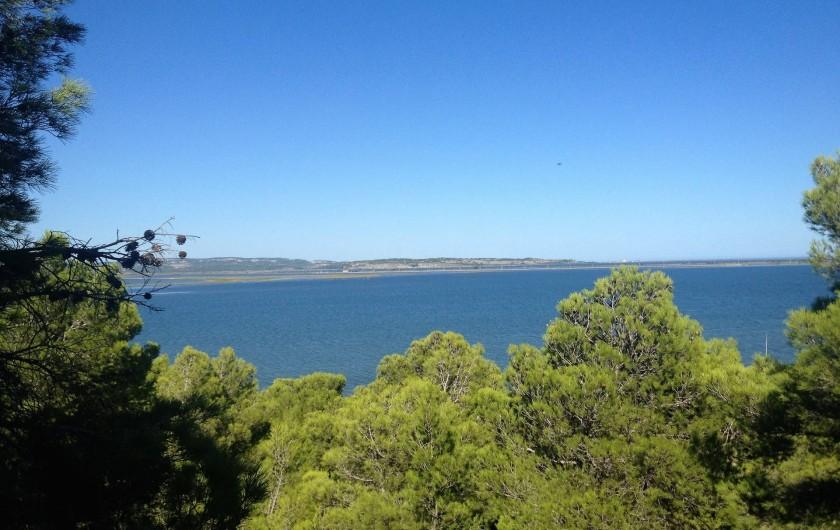 Location de vacances - Bungalow - Mobilhome à Sigean - lac de sigean