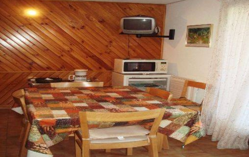 Location de vacances - Studio à Ancelle