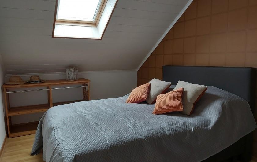 """Location de vacances - Gîte à Haut-Fays - Chambre double étage """"La Chevauchée"""""""