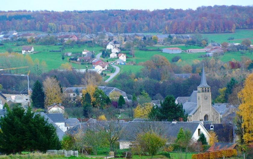 Location de vacances - Gîte à Villers-devant-Orval