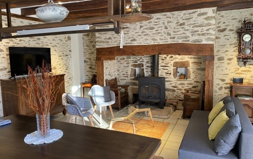 Location de vacances - Gîte à Arnac - Sejour les myosotis