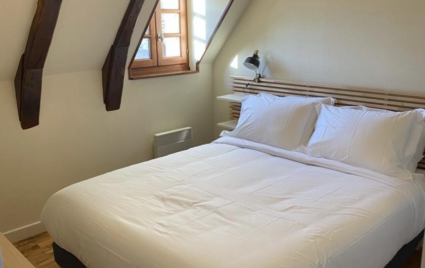Location de vacances - Gîte à Arnac - chambre 1 les myosotis