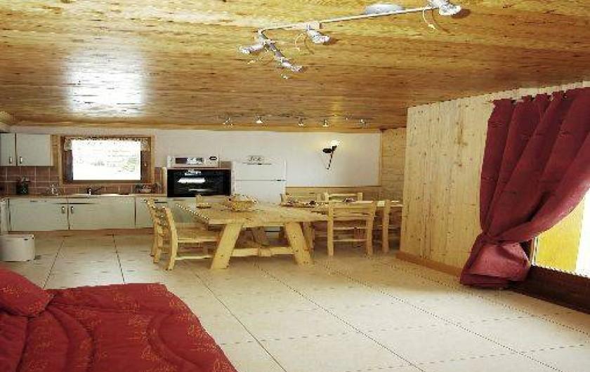 Location de vacances - Chalet à La Toussuire