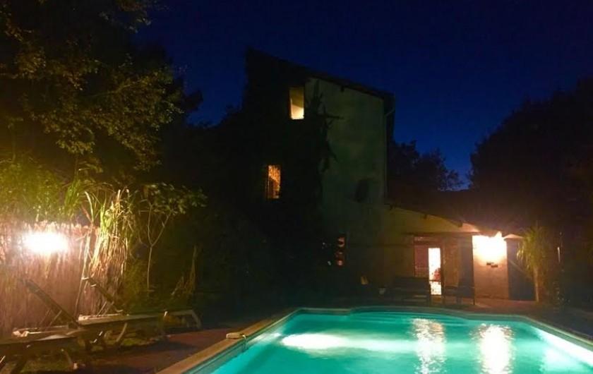 Location de vacances - Villa à Souillac - Piscine