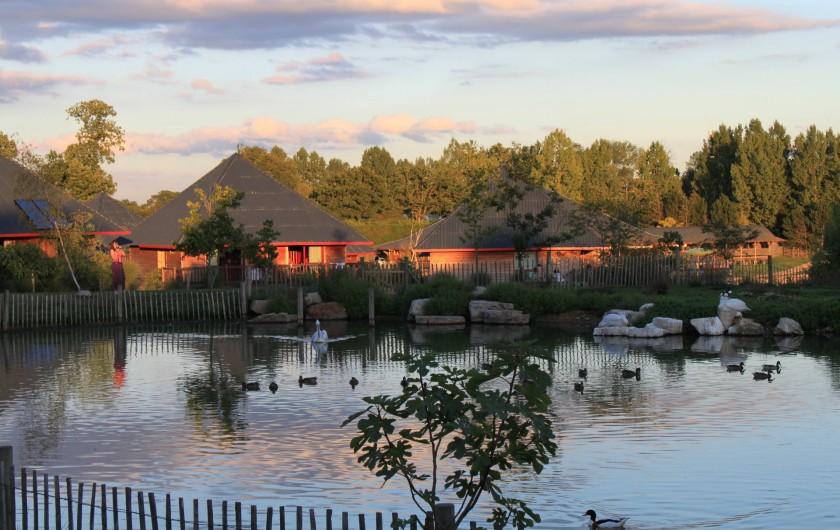 Location de vacances - Insolite à Hermival-les-Vaux - Lodges et Lodges premium
