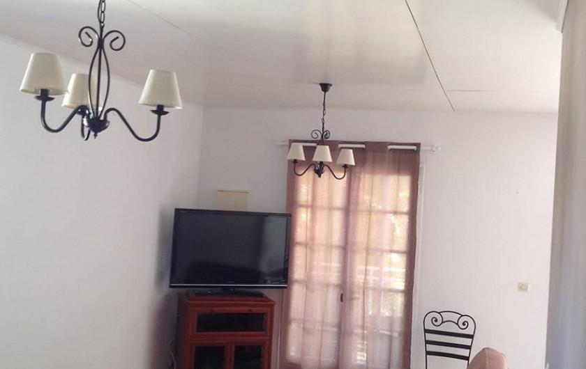Location de vacances - Gîte à Saint-Pierre - Gîte appartement ( Le Cottage )