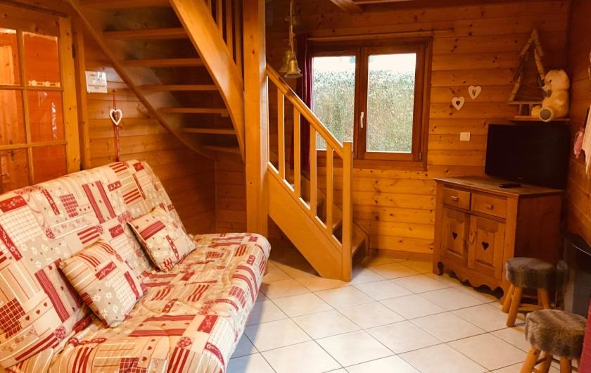 Location de vacances - Chalet à Anould - Le Honneck