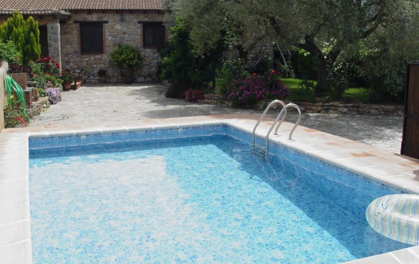 Location de vacances - Maison - Villa à Órgiva - Piscina