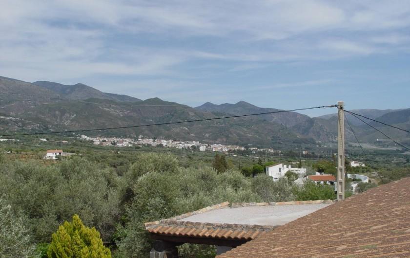 Location de vacances - Maison - Villa à Órgiva - Vistas del pueblo