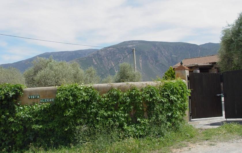 Location de vacances - Maison - Villa à Órgiva - Nombre de la casa
