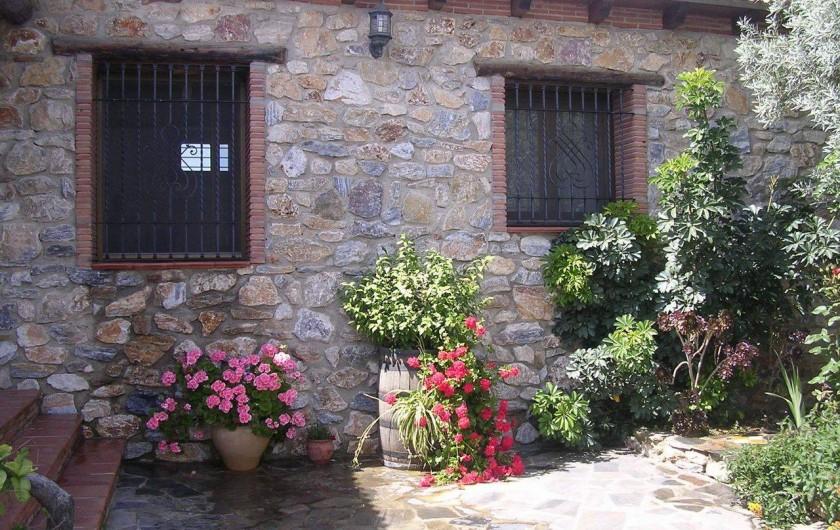 Location de vacances - Maison - Villa à Órgiva - Fachada