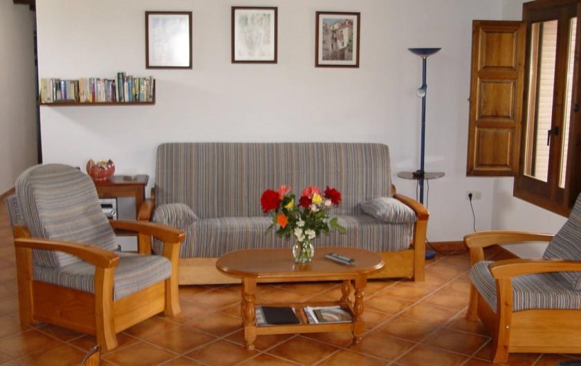 Location de vacances - Maison - Villa à Órgiva - Salon