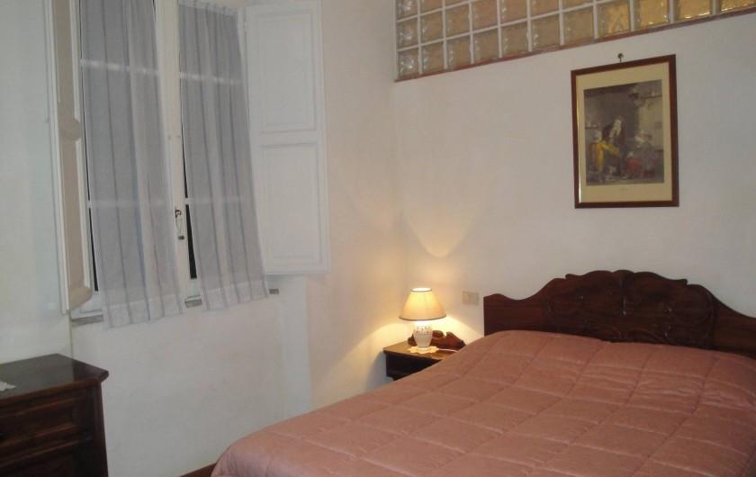 Location de vacances - Appartement à Lucques - Chambre Dama apartment