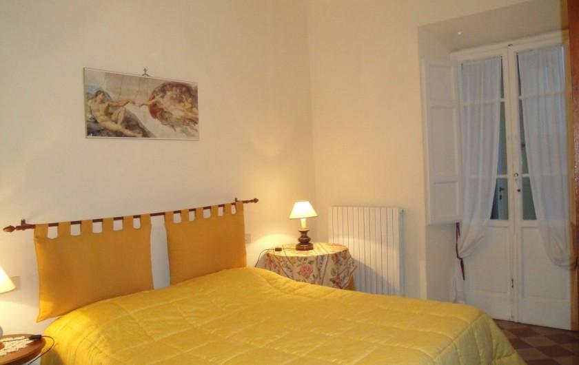 Location de vacances - Appartement à Lucques - Chambre Visconte Apartment